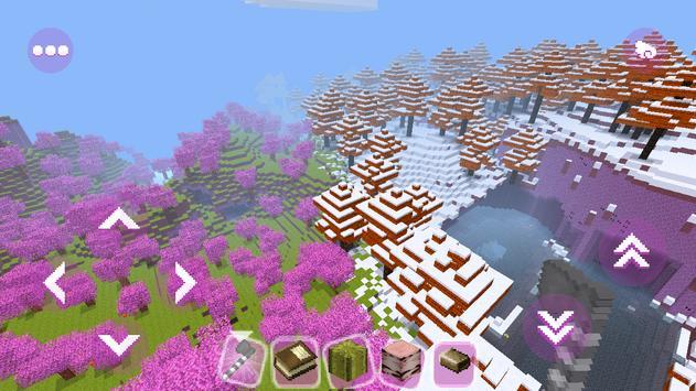GirlsCraft: My Adventure apk screenshot