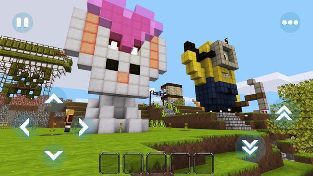 Sim Craft GO apk screenshot
