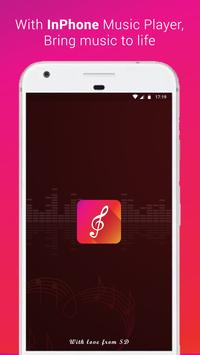 InPhone Music Player - Full MP3 & Audio Player poster
