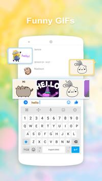 FUN Keyboard screenshot 2