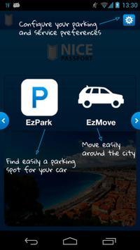 Nice City Pass poster