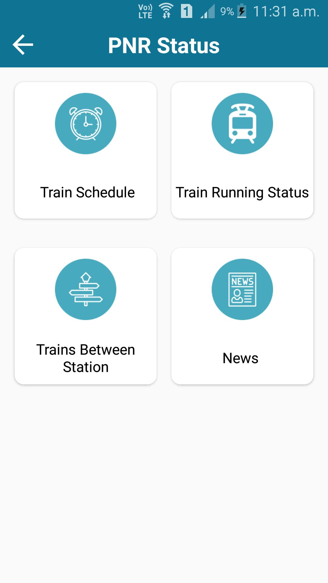 Train Live PNR Status : Train Inquiry for Android - APK Download