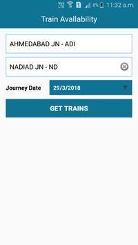 Train Live PNR Status : Train Inquiry apk screenshot