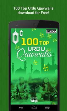 100 Top Urdu Qawwalis poster