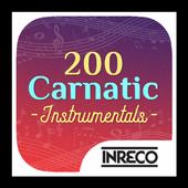 200 Carnatic Instrumentals icon