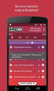200 Carnatic Instrumentals apk screenshot