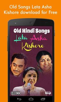 Old songs lata asha kishore 1. 0. 0. 1 free download.