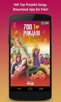 700 Top Punjabi Songs poster
