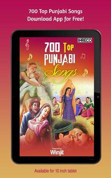 700 Top Punjabi Songs screenshot 5