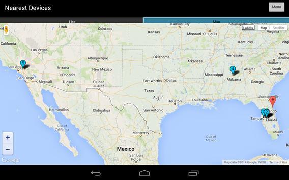 InTouch Fleet apk screenshot
