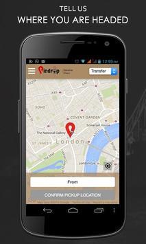 Pindrop Executive Drivers apk screenshot