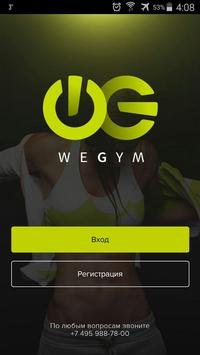 WeGym poster