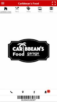 Caribbean's Food Garage poster