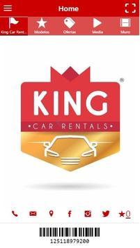 King Car Rentals poster