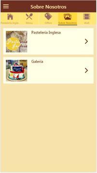 Pastelería Inglesa screenshot 3