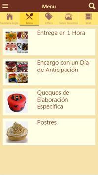 Pastelería Inglesa screenshot 1