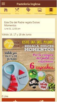 Pastelería Inglesa screenshot 4