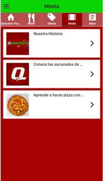 Quincho's Pizza screenshot 3