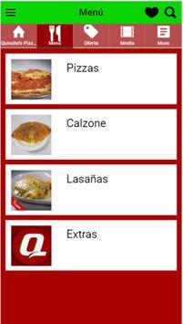 Quincho's Pizza screenshot 1