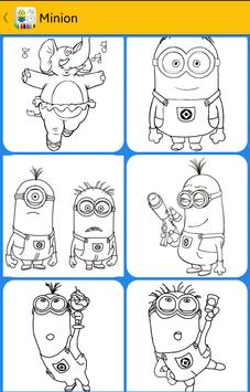 Minion Coloring Book APK Download - Free Educational GAME for ...