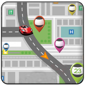 Maps Tracker and GPS Navigator icon