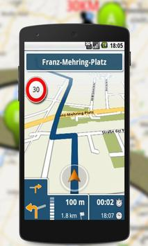 Maps Tracker and GPS Navigator screenshot 5