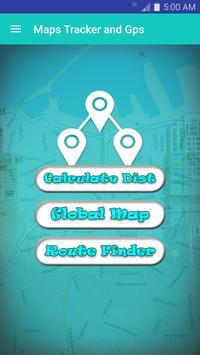 Maps Tracker and GPS Navigator screenshot 19