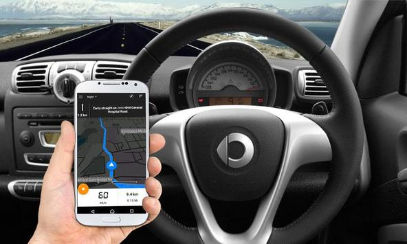 Maps Tracker and GPS Navigator screenshot 1
