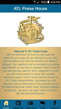 ATL Praise House poster