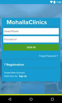 mohallaclinics screenshot 3