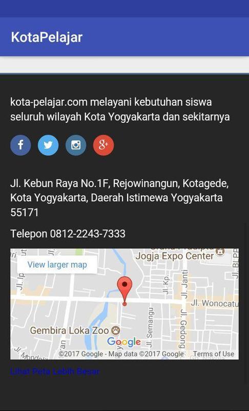 Kota Pelajar Fur Android Apk Herunterladen