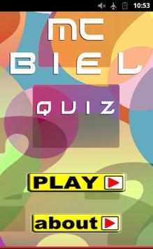 MC Biel quimica demoro jogos poster