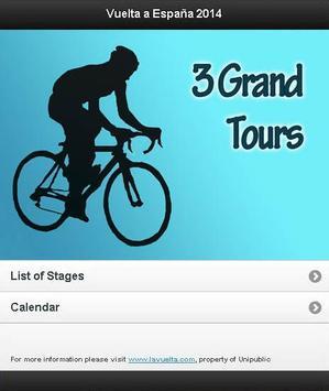 3 Grand Tour 2018 offline poster