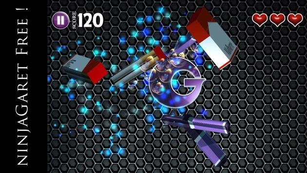 NinjaGaret apk screenshot