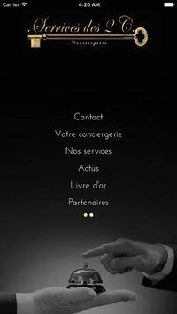 Services des 2C poster