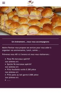 Boulangerie Maître Panisse screenshot 9