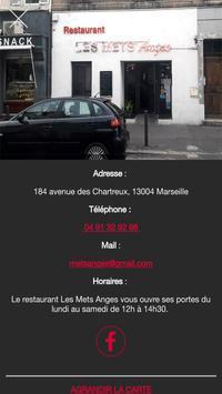 Restaurant Les Mets'Anges screenshot 9