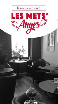 Restaurant Les Mets'Anges poster