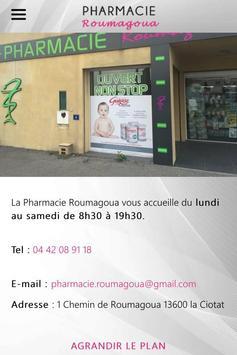 Pharmacie Roumagoua La Ciotat poster