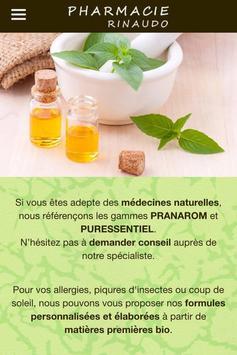 Pharmacie Rinaudo Néoules poster
