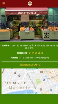 Primeur Ratatouille apk screenshot