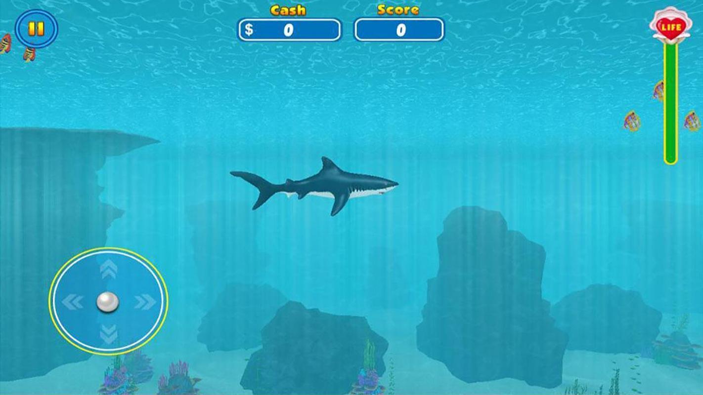 Shark Attack Wild Simulator APK Download - Free Simulation