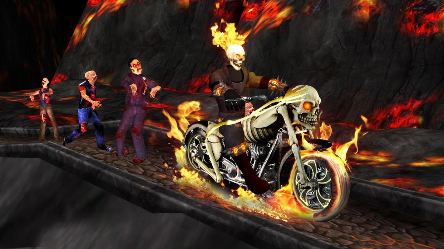 ghost rider 3d game free download