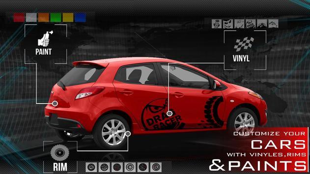Drag Racing 2015 screenshot 3
