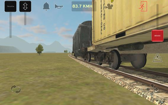 Train and rail yard simulator screenshot 10