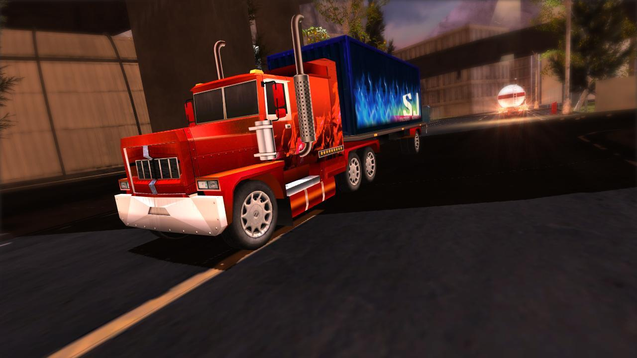 Truck Simulator 3D UphillDrive 2