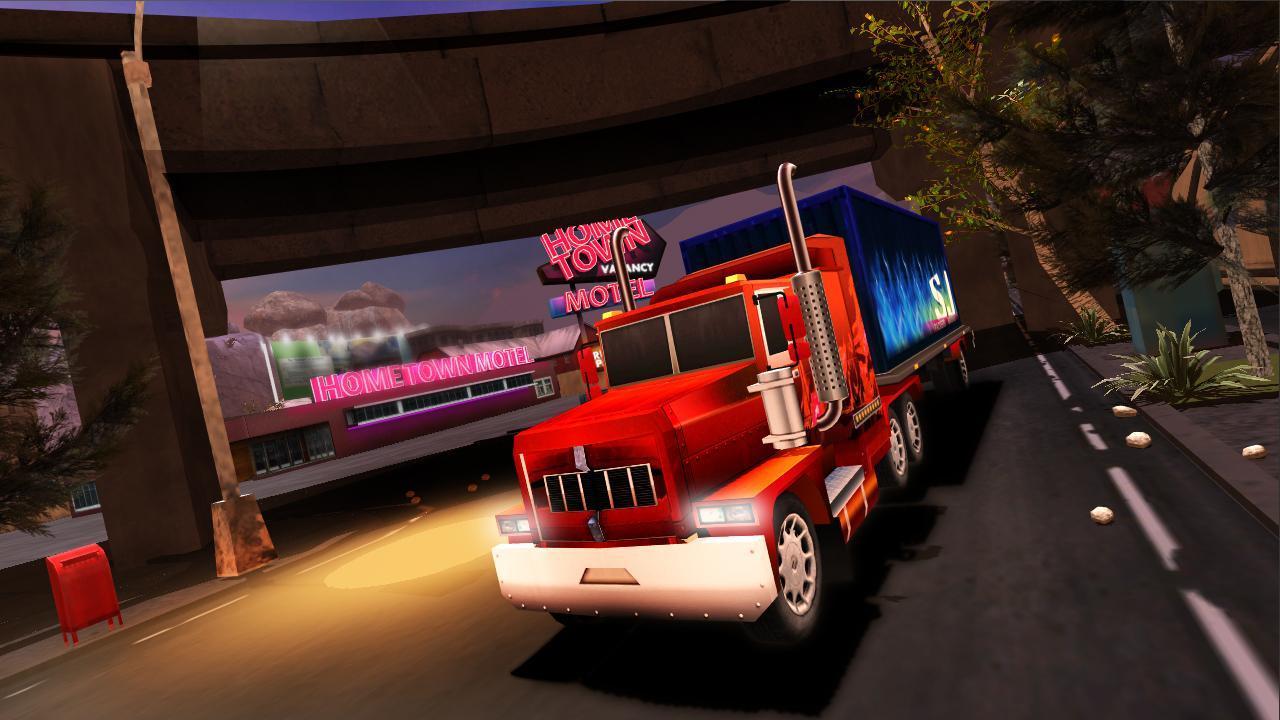Truck Simulator 3D UphillDrive 1