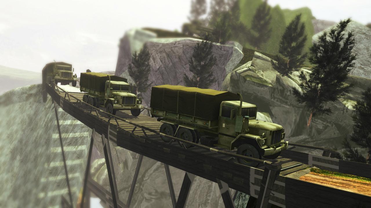 Truck Simulator 3D UphillDrive 3