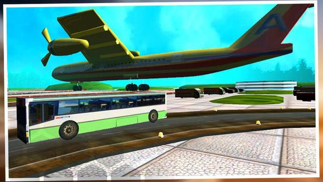 Airport Bus Driver screenshot 1
