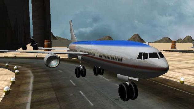 Airplane Driver Parking apk screenshot